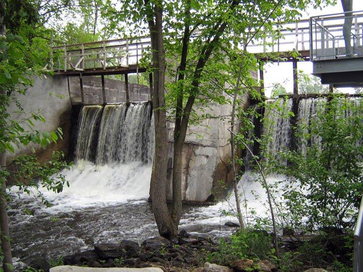 Shaw's Creek Alton Mill