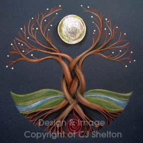 Tree Images & Mandalas