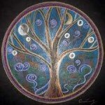 Tree of Life mandala