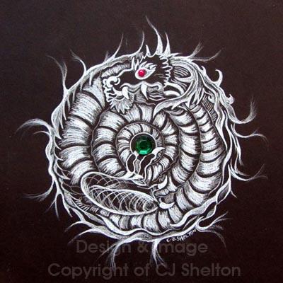 """The Philosopher's Dragon"" by CJ Shelton"