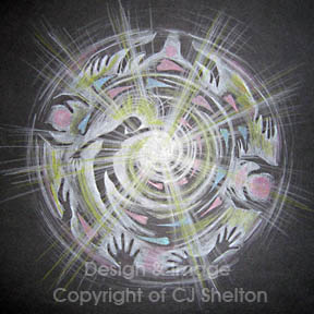 """Tunnel of Light"" by CJ Shelton"