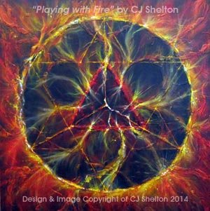 """""""Playing With Fire"""" by CJ Shelton"""