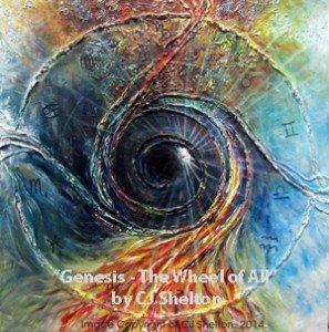 """Genesis"" by CJ Shelton"