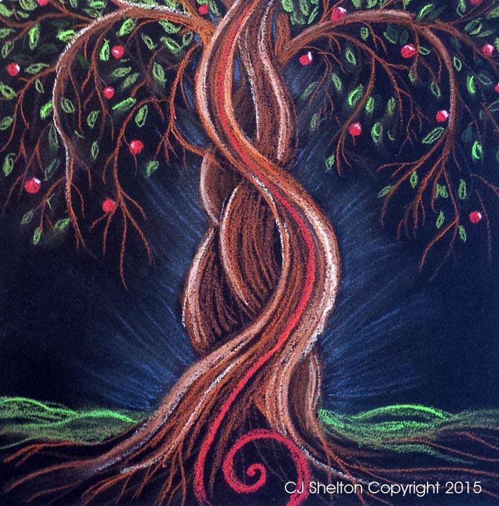 """A Bountiful Harvest"" by CJ Shelton"