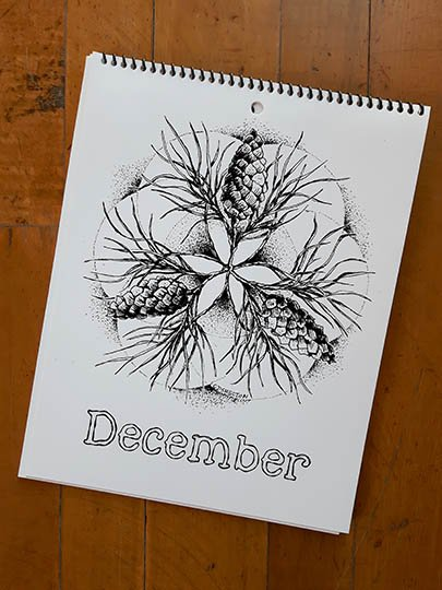 Calendar Image - December