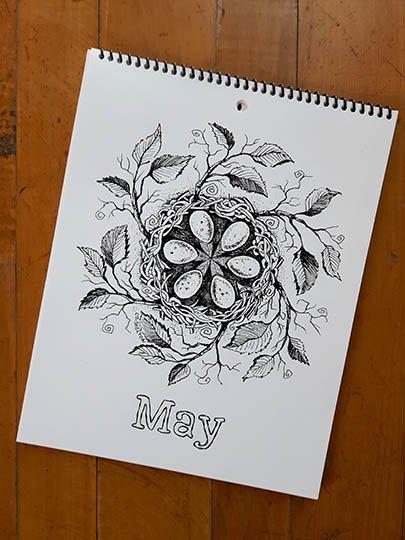 Calendar Image - May