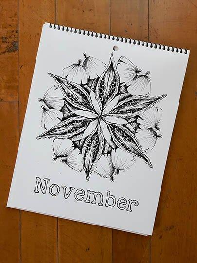 Calendar Image - November
