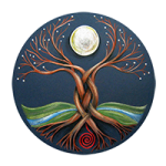 The Moon Tree  by CJ Shelton