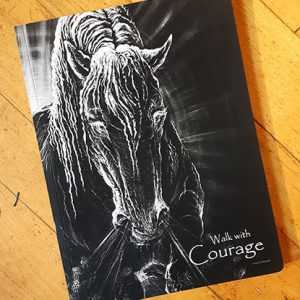 Courage Journal - Front