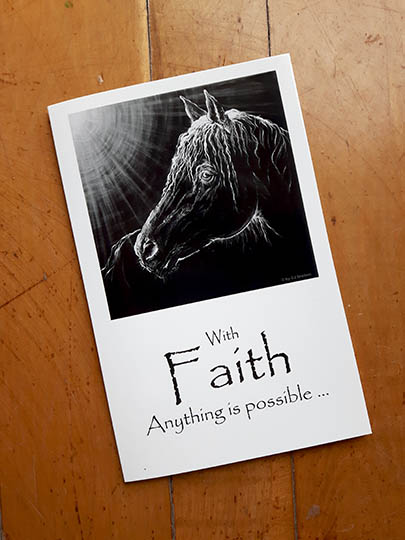 Faith Card Front