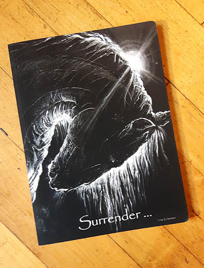 Surrender Journal - Front