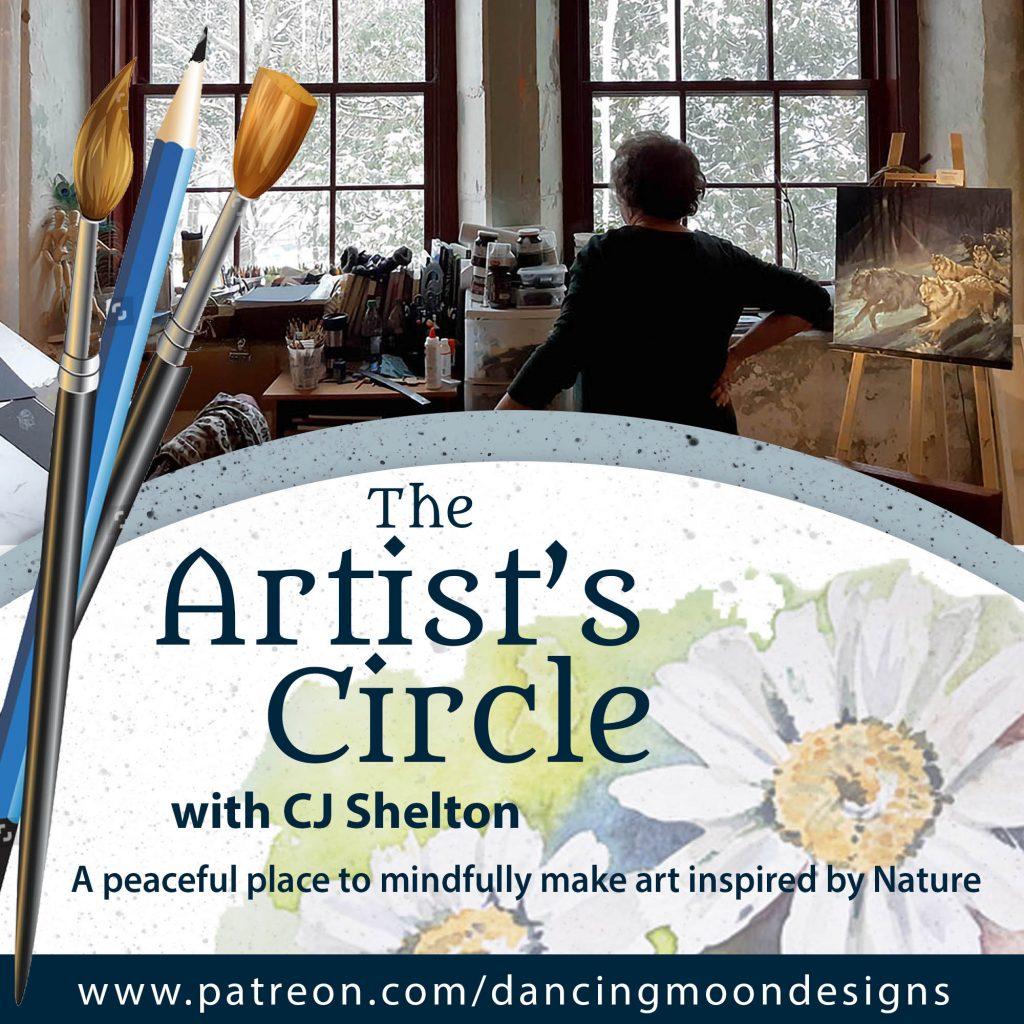 The Artist's Circle on Patreon